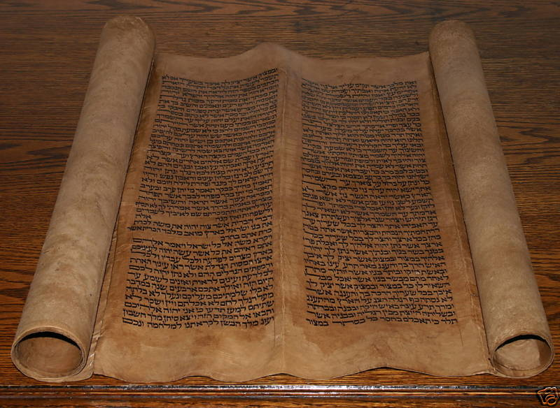 Image result for Ancient Hebrew Scrolls