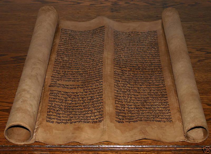 Image result for Ancient Hebrew Scrolls