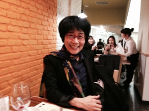 Photographer Dr Jeong Ae Han