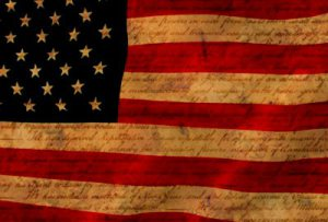 stock-footage-american-flag-with-declaration-of-independence-parchment-texture-slow-waving-loop